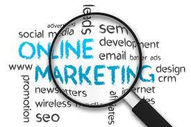 online marketing graphic
